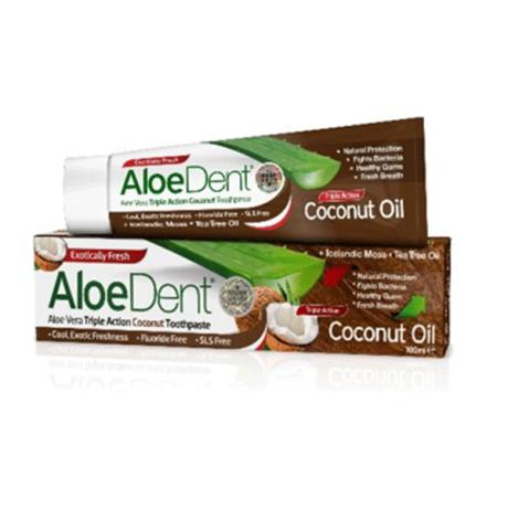 Coconut Toothpaste - fluoride-free - New!