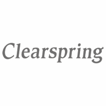 Clearspring in glass