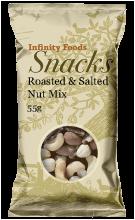 Roasted & Salted Nut Mix