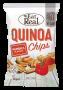 Paprika Quinoa Chips
