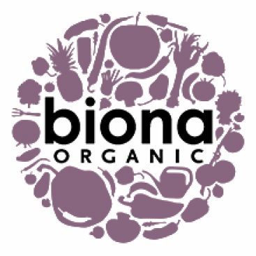 Biona Juices glass bottles