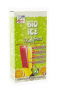 Organic Multifrutti Ice Pops - 4 exotic flavours