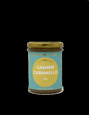Organic Cashew Caramello