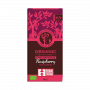 Organic Raspberry Dark Chocolate