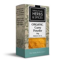 Organic Curry Powder