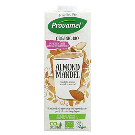 Organic Almond Drink - agave sweetened