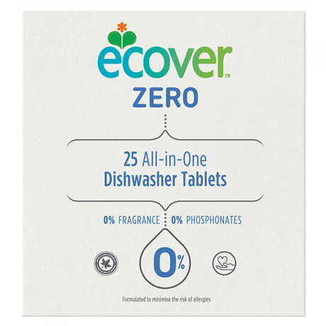 All in One Zero Dishwasher Tablets - small - New!