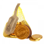 Milk Chocolate Coin - half price while stocks last!!