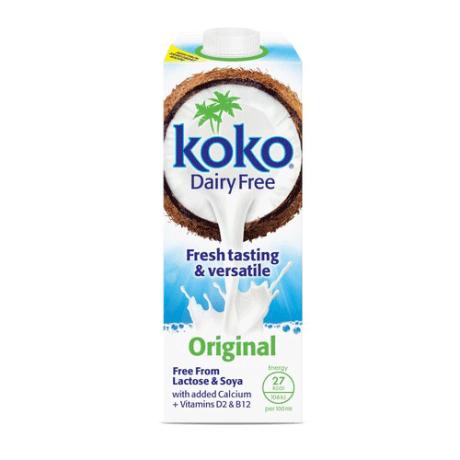 Original Coconut alternative to milk + Calcium - small