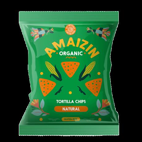 Organic Natural Corn Chips (sml)