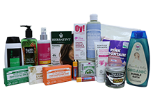 Toiletries & Natural Remedies