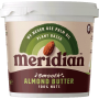 Bulk Smooth Almond Butter 100% - plastic
