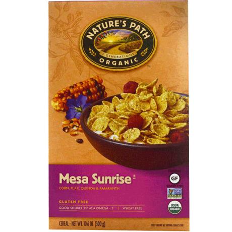 Organic Mesa Sunrise