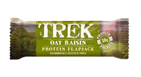 Oat Raisin Protein Flapjack