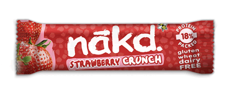 Strawberry Protein Crunch