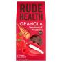 Organic Strawberry & Raspberry Granola