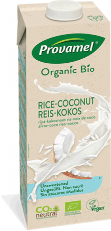 Organic Coconut & Rice Drink - sml - unsweetened