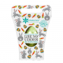 Organic Button Like No Udder  Choc Egg - vegan