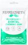 Pouch Peppermint Dental Chewing Gum (c.33 gums)