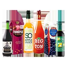 Drinks - Juices, Cordials & Water