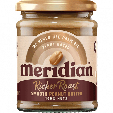 Rich Roast Smooth Peanut Butter 100%