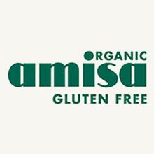 Amisa gluten free 100% whole rice