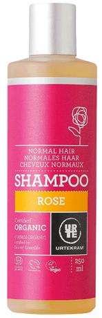 Organic Shampoo - Rose - normal hair