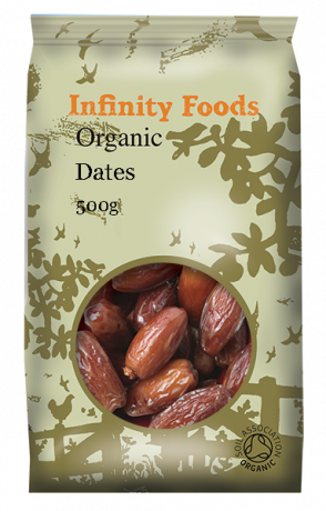 Organic Dates - pitted