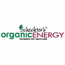 Scheckter's Organic Energy canned energy drink