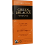 Organic Ginger 60% Dark Chocolate Bar
