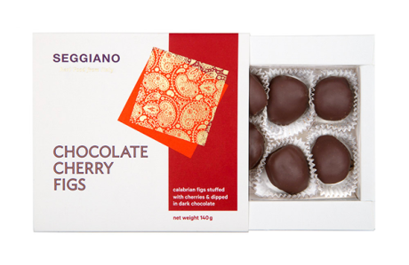 Chocolate Cherry Figs