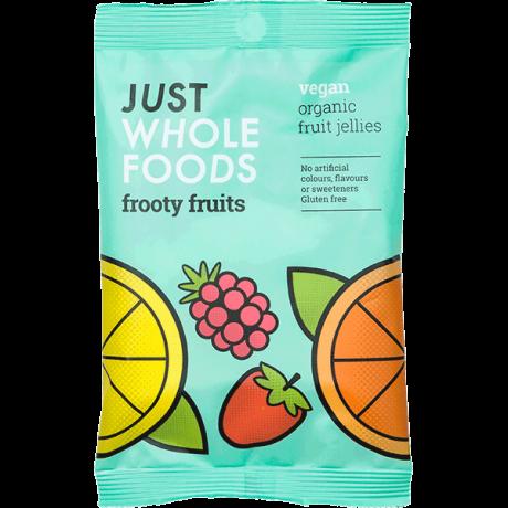 Organic VegeBear's Frooty Fruits