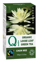 Organic Green Tea Loose (Chun Mee)