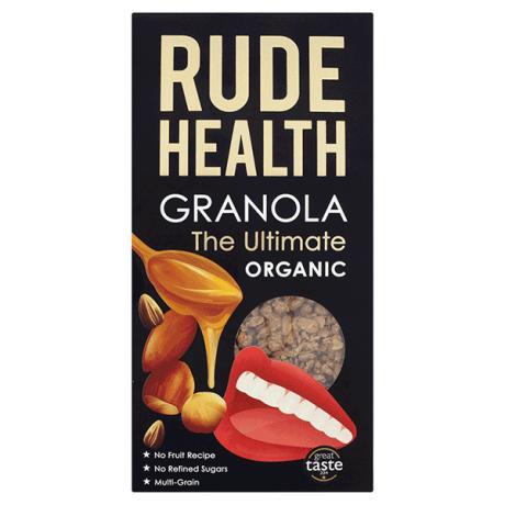 Organic The Ultimate Granola