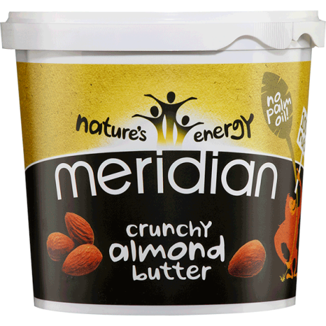 Bulk Crunchy Almond Butter 100% - plastic