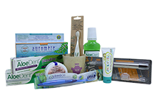 Toothpaste, Brushes & Oral Hygiene