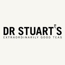 Dr Stuart's Botanical & Fruit Teas string, tag, envelope