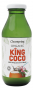 Organic King Coco - coconut water - glass bottle