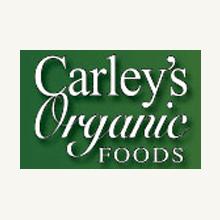 Carley's Organic Foods no added salt or sugar