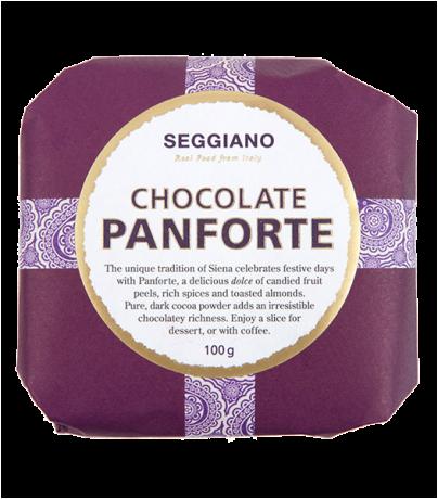 Chocolate Panaforte