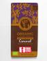 Organic Dark Caramel Crunch with Sea Salt Chocolate 55%
