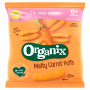 Organic Crunchy Carrot Sticks multi pack (4p not 3p, RRP dow
