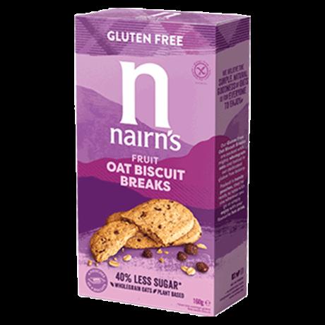 Oat & Fruit Biscuit Break