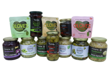 Olives, Pickles and Preserved Vegetables