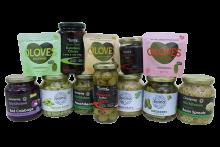 Olives, Pickles and Preserved Vegetables