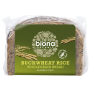 Organic Rice & Buckwheat Bread