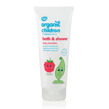 Organic Berry Smoothie Bath & Shower Gel