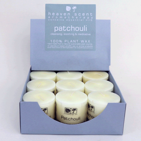 Patchouli Essential Oil Candles