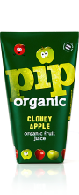 Organic Cloudy Apple Juice