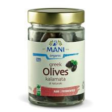 Organic Kalamata Olives - vacuum preserved